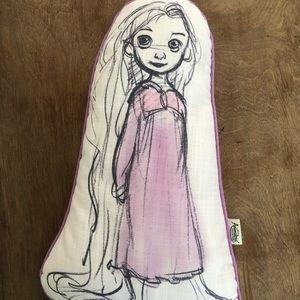 Disney Animator's Collection Rapunzel Pillow